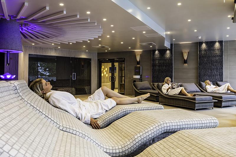 spa tour