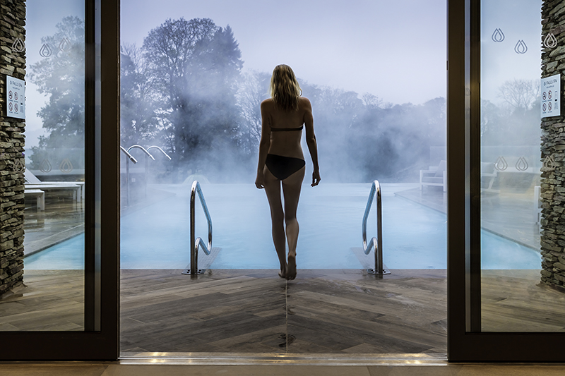 infinity edge vitality pool